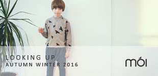 Mói AW 2016 - Looking Up
