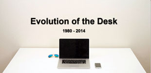 The Evolution of the Desk